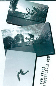 Kenda Anzeige im Mountainbike Rider Magazin