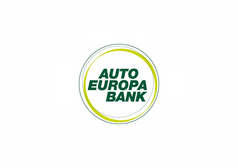 Das AutoEuropa Bank Logo