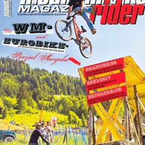 Titel Mountainbike Rider Magazin 10-2006