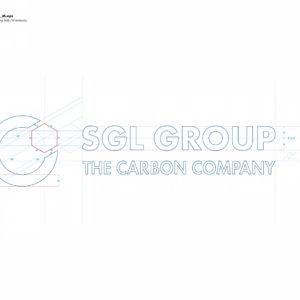 Die Konstruktion des SGL Group Logos