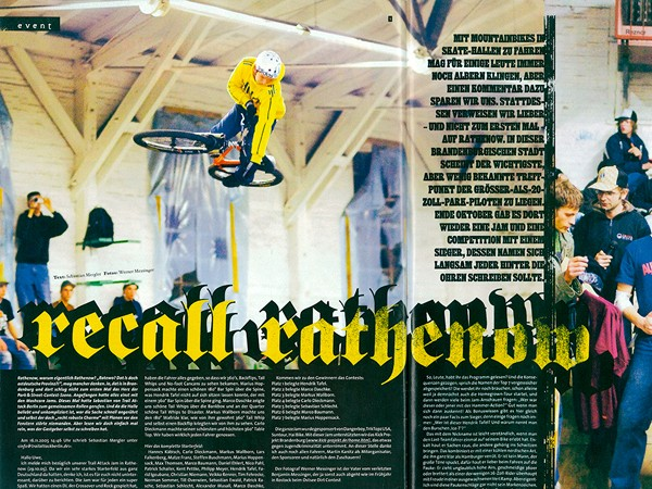 Mountainbike Rider Magazin 02-2006